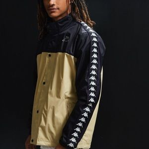 kappa Jackets & Coats - KAPPA Banda Dawson windbreaker Jacket